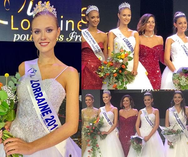 Miss Lorraine 2018 est Illona Robelin