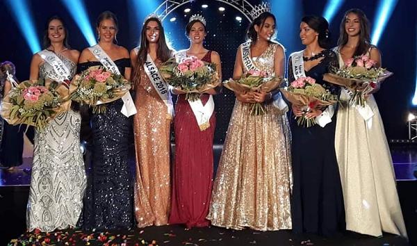 Miss Alsace 2019 est Laura Théodori