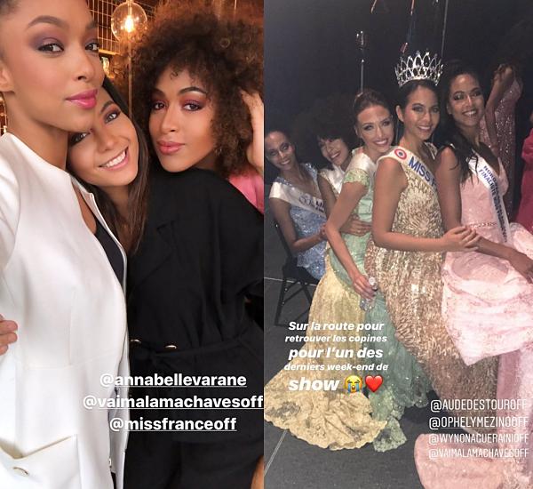 La promotion Miss France 2020 au complet ♥︎
