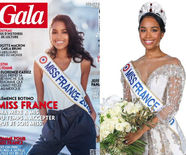 Shooting photo Miss France pour Gala