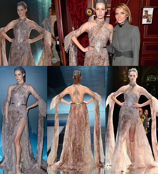 22 Janv. 2020 | Paris Fashion Week avec Maëva Coucke