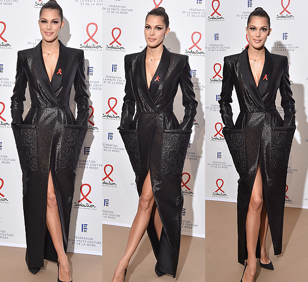 24 Janv. 2020 | Gala Sidaction - Paris Fashion Week