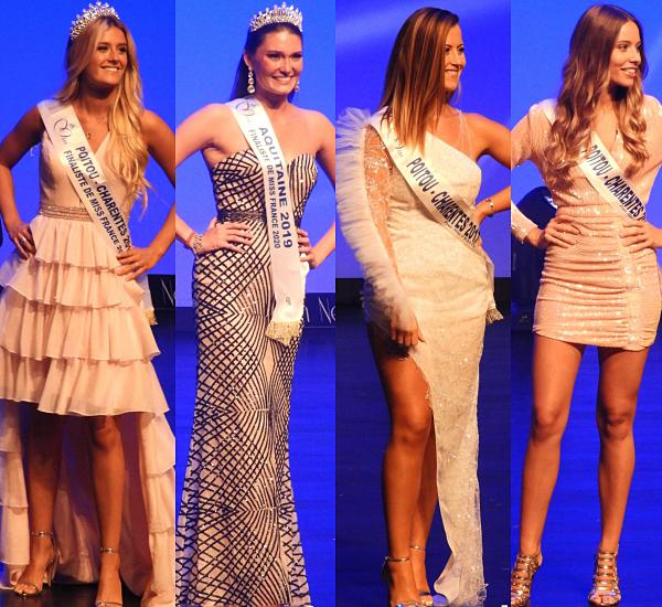 Miss Aquitaine 2020 est Leila Veslard