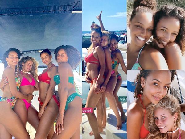 Les vacances de nos Miss France ♥︎
