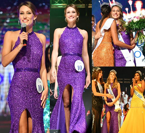 Miss Bourgogne 2020 est Lou-Anne Lorphelin
