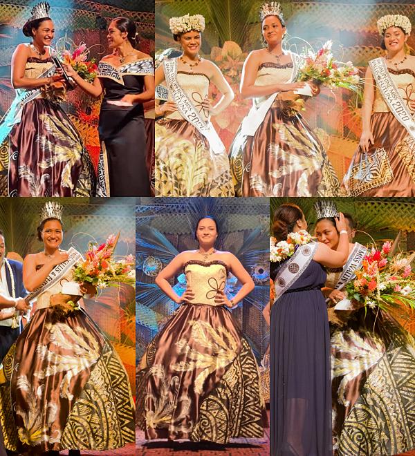Miss Wallis et Futuna est Mylène Halemai
