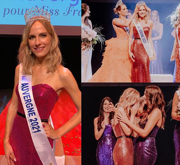 Miss Auvergne 2021 est Anais Werestchack