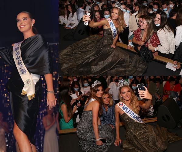 Miss Pays de la Loire 2021 est Line Carvalho
