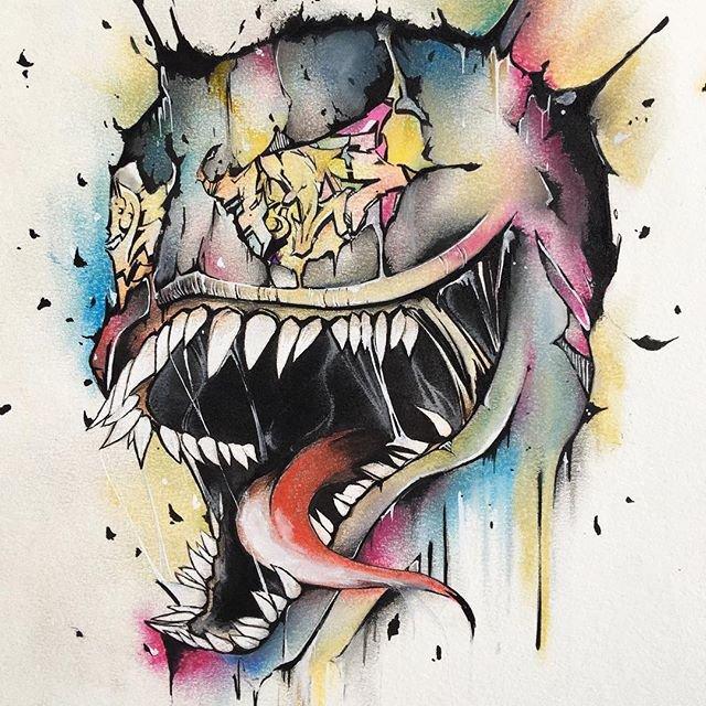 Fan art Venom