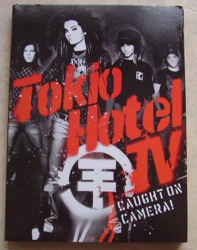 DVD documentaire de Tokio Hotel.