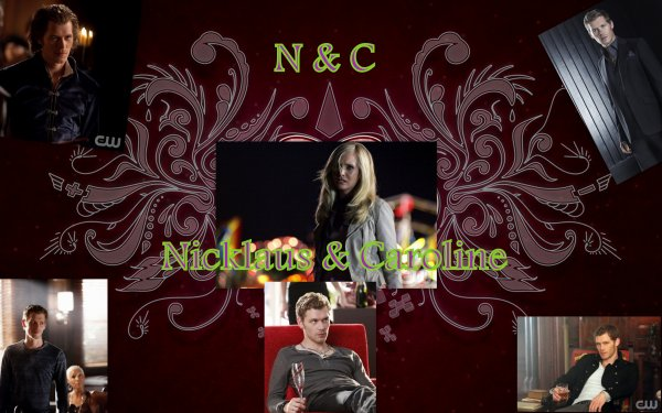 Nicklaus & Caroline