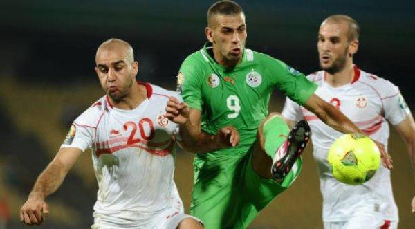 Algérie - Togo : 0-2