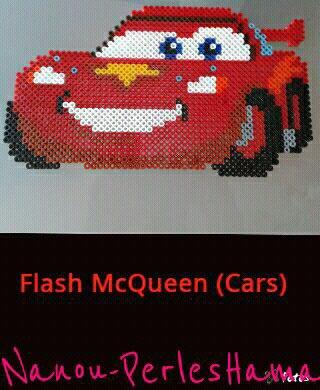 Flash McQueen!