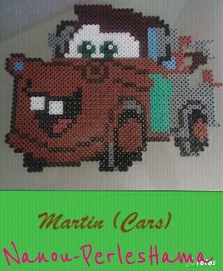 Martin (Cars)
