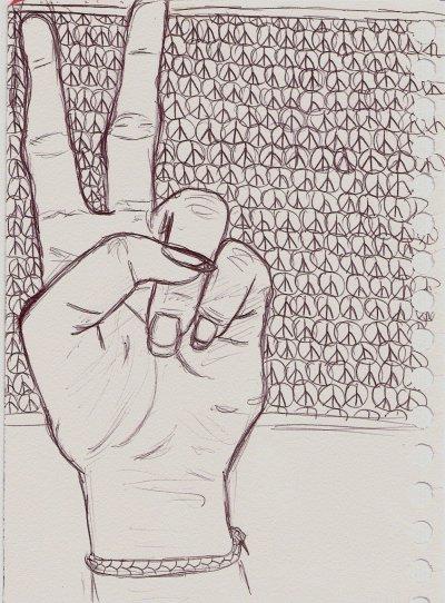Bah si non, je me suis remis au dessin :)