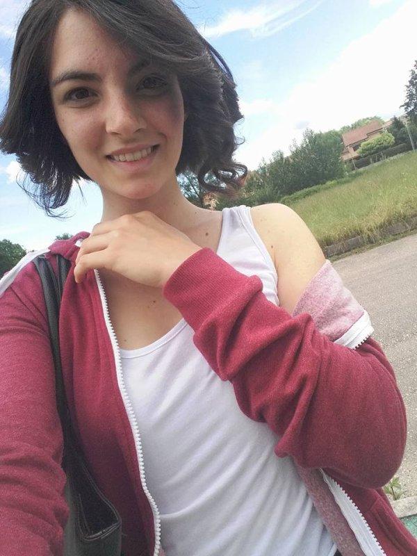 Une fille sportive malgré les apparences ^^