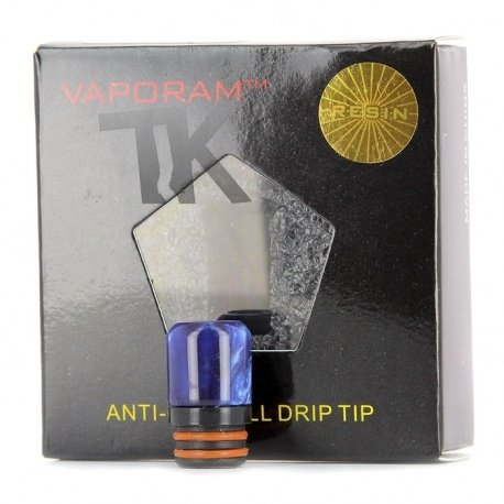 Drip Tip Resin G1 anti-projections