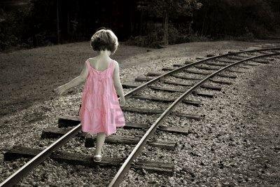 Aller dans un monde qu'on vois avec les yeux du coeur...