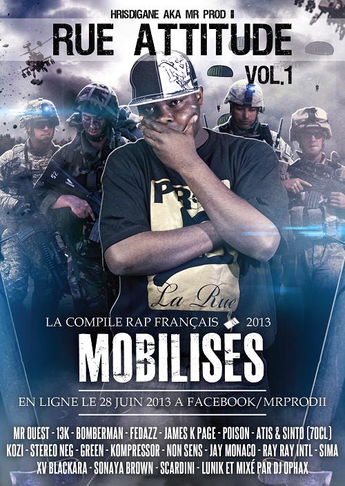 """FÊTE DE LA MUSIQUE 2013 """"LA RUE EN MARCHE"""""""