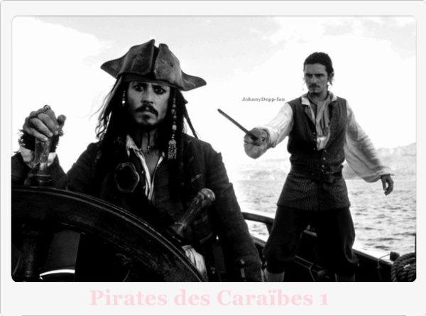 Pirate des Caraïbe : La malédiction du Black Pearl