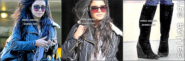 - 13.01.11 - Vanessa Hudgens a été apperçu rentrant de l'aéroport de LAX dans Los Angeles !  MON AVIS - Perso, je trouve que Vanessa nous re-fais un gros TOP.Tout est magnifique ! Comme d'habitude ! Tu dit TOP toi ? -