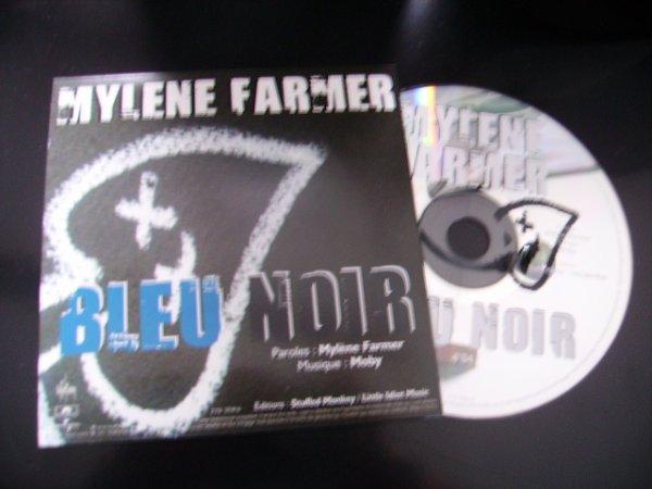 """CD promo """"Bleu Noir"""""""