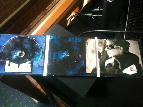 CD MEXIQUE BLEU NOIR