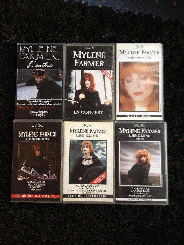 VHS DIVERSES
