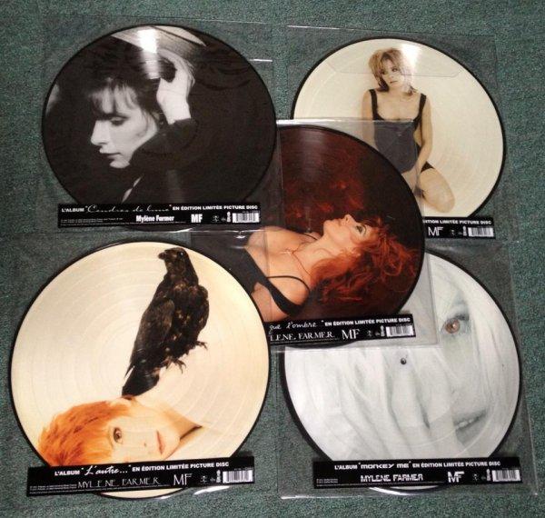 Vinyls Picture Discs