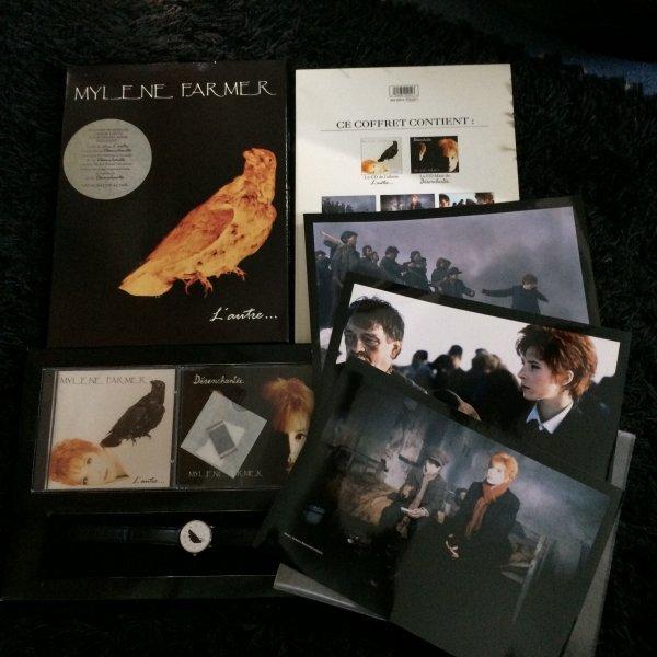 Coffret Album L'Autre...