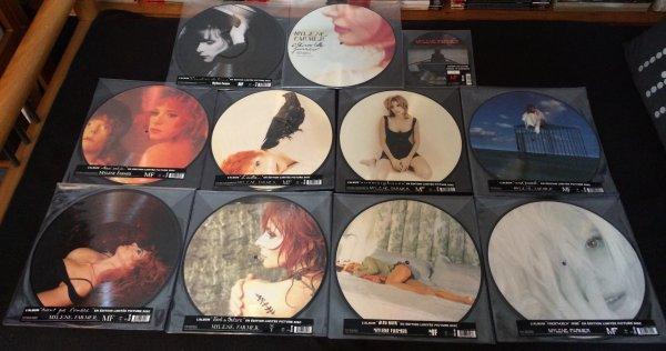 Pictures Discs !