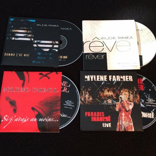Nouveaux CD Promos