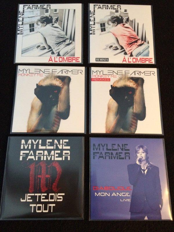 """CD promo """"Monkey Me"""" et """"Monkey Me Remixes"""" (MAJ)"""