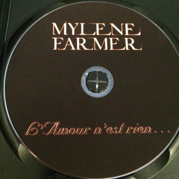 DVD PROMO l'AMOUR N'EST RIEN