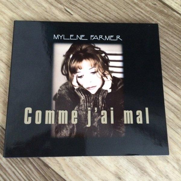 "CD PROMO DIGIPACK ""COMME J'AI MAL"""