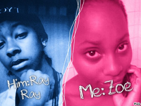 Me and my Boo Ray 2wice :*