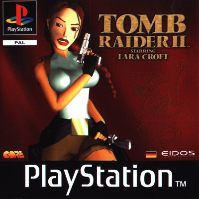 Tomb Raider 2 La dague de Xian