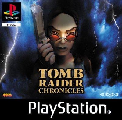 Tomb Raider 5 Sur les Traces de Lara Croft