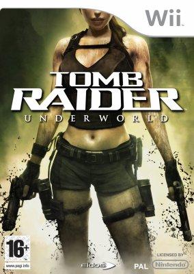 Tomb Raider 8 Underworld