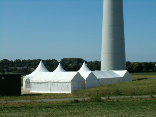 inauguration parc éolien St Etienne du gué de l'Isle
