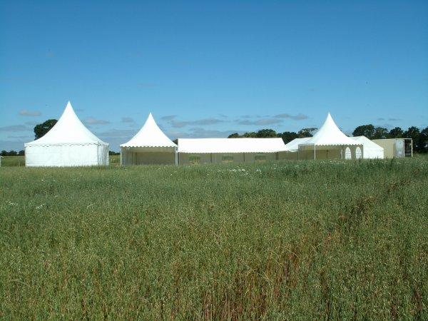 inauguration parc éolien St Etienne du gué de l'Isle ( suite )