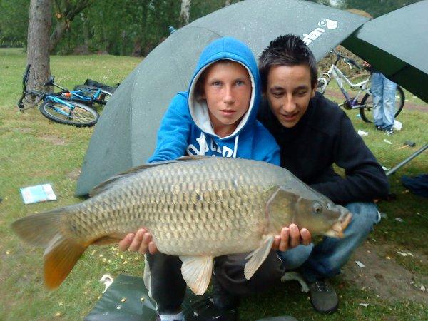 5 fish 1 decroche