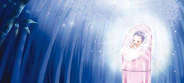 Dédicace Shiitake - Livre Kaguya, princesse au clair de lune (Shiitake)