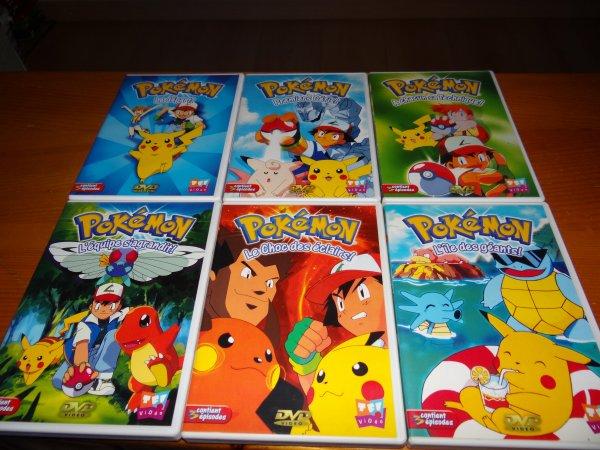 Dvd p mon chez moi mon petit univers - Pokemon saison 14 ...