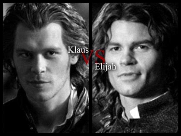 Klaus ou Elijakh?