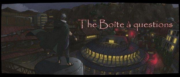 The Boite à Questions