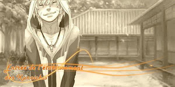 Entrée de l'établissement des Kunoichis (Naruto)