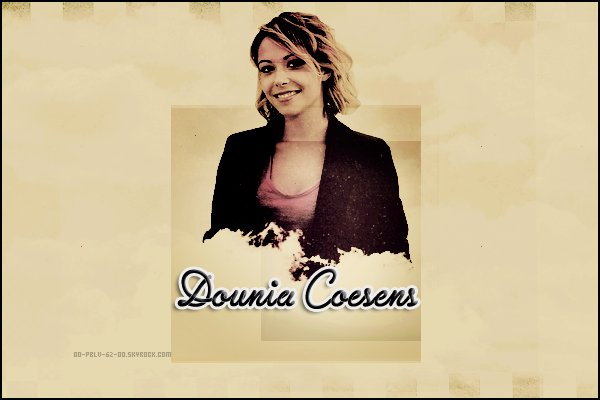 Dounia Coesens L'exception