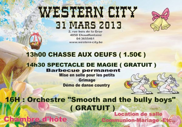 Western City 31 Mars 2013