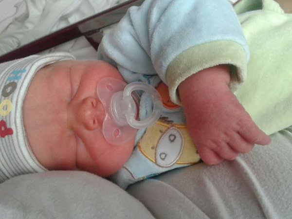 Bébé Lucas